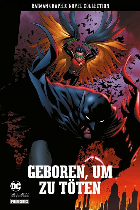 BATMAN GRAPHIC NOVEL COLLECTION 03: GEBOREN, UM ZU TÖTEN #03