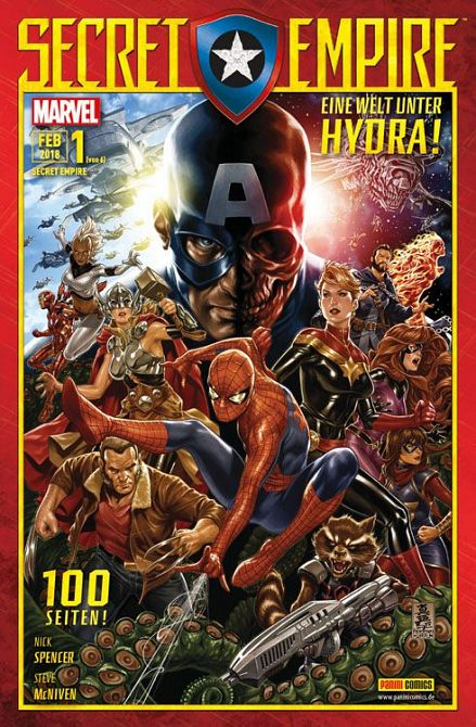 SECRET EMPIRE (ab 2018) #01