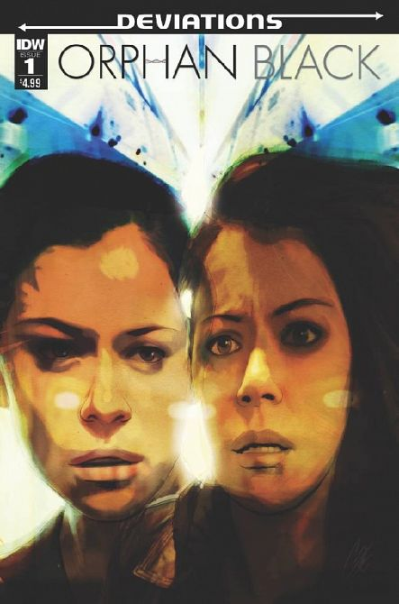 ORPHAN BLACK DEVIATIONS