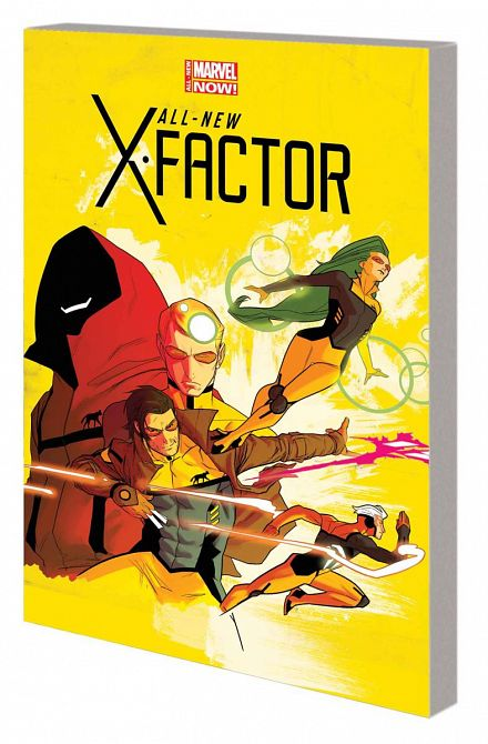 ALL NEW X-FACTOR TP VOL 01 - VOL 03