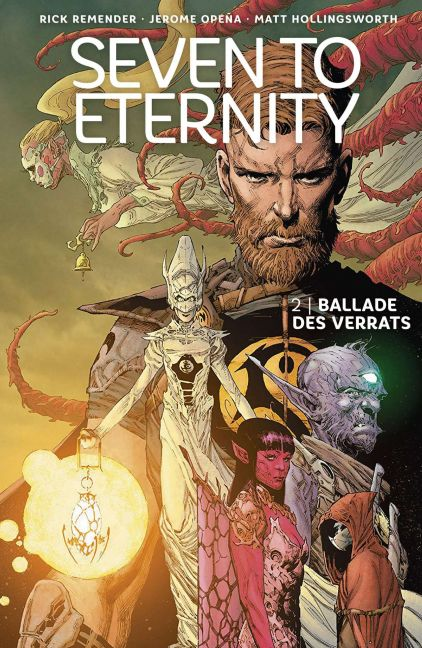 SEVEN TO ETERNITY (ab 2017) #02