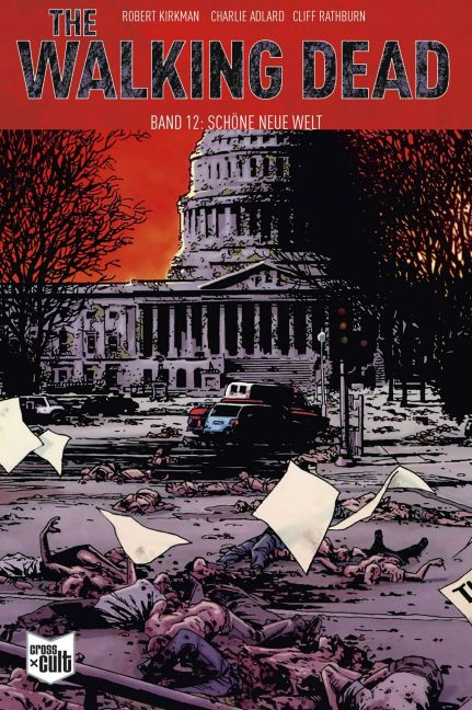 THE WALKING DEAD - SOFTCOVER #12