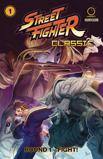 STREET FIGHTER CLASSIC TP VOL 01 ROUND 1 FIGHT