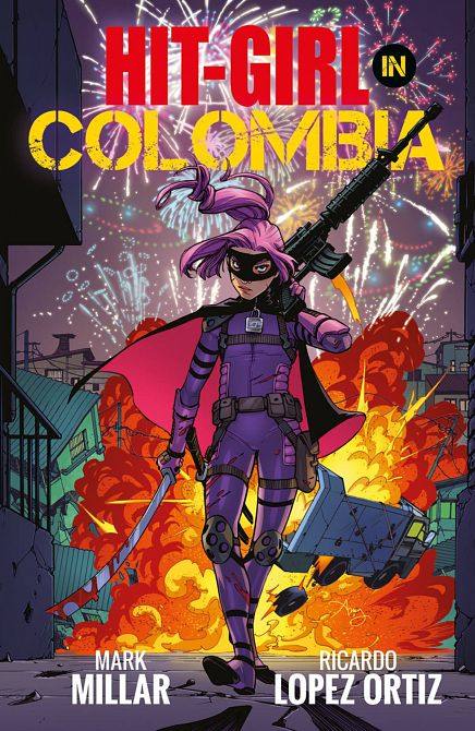 HIT-GIRL TP VOL 01