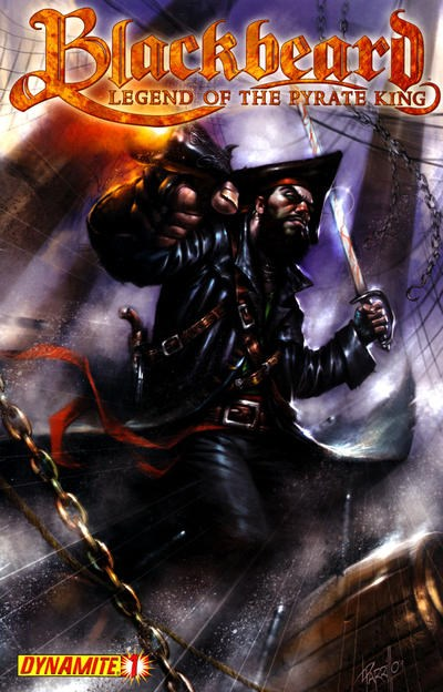BLACKBEARD LEGEND OF THE PYRATE KING