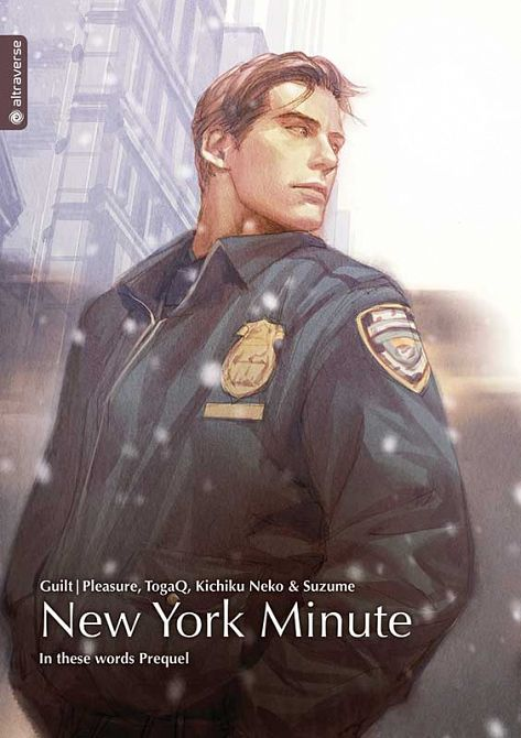 NEW YORK MINUTE (IN THESE WORDS PREQUEL)