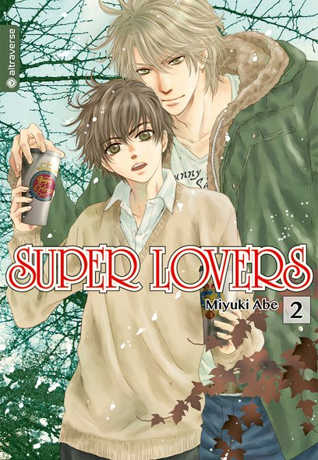 SUPER LOVERS #02