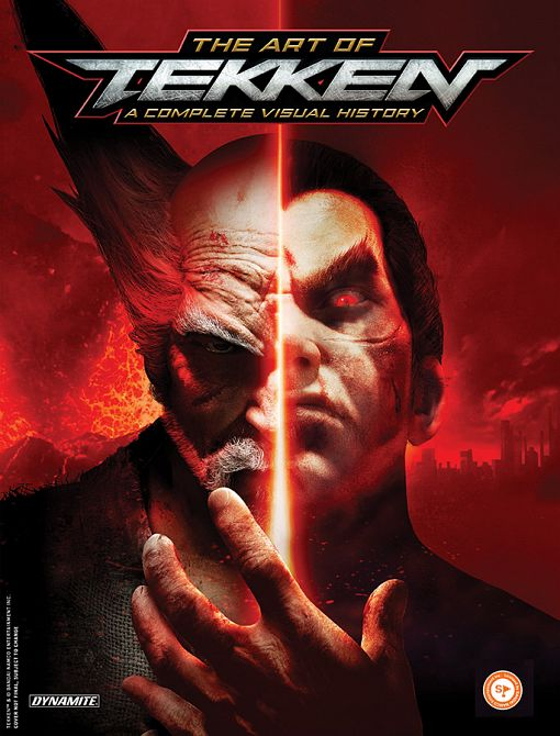 THE ART OF TEKKEN A COMPLETE VISUAL HISTORY HC