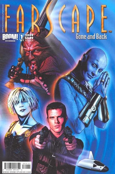 FARSCAPE GONE & BACK