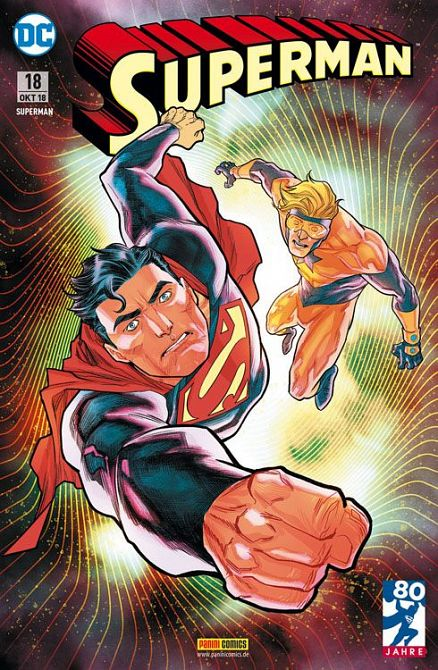 SUPERMAN (REBIRTH) #18