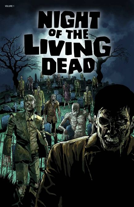 NIGHT OF THE LIVING DEAD TP SPECIAL EDITION PAKET