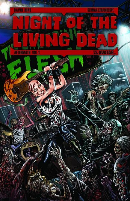 NIGHT O/T LIVING DEAD AFTERMATH TP SPECIAL EDITION PAKET