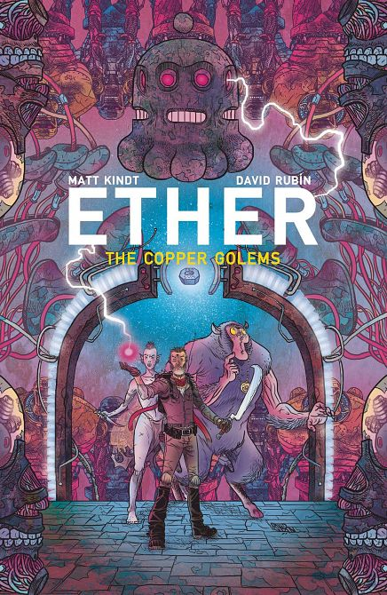 ETHER TP VOL 02 COPPER GOLEMS (ETHER II)