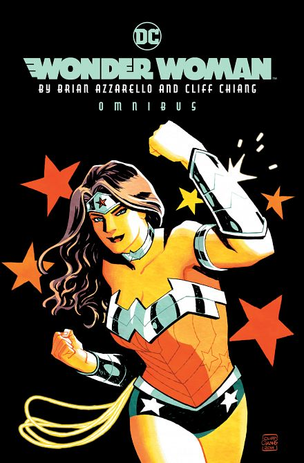 WONDER WOMAN BY AZZARELLO & CHIANG OMNIBUS HC