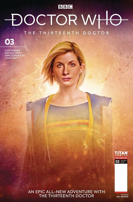 DOCTOR WHO 13TH #3