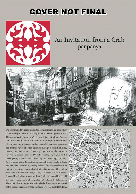 INVITATION FROM A CRAB GN