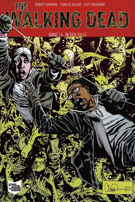 THE WALKING DEAD - SOFTCOVER #14