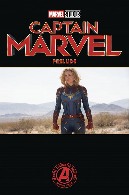 MARVELS CAPTAIN MARVEL PRELUDE TP