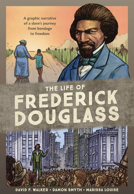 LIFE OF FREDERICK DOUGLASS GN