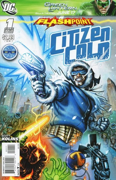 FLASHPOINT CITIZEN COLD