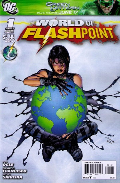 FLASHPOINT THE WORLD OF FLASHPOINT