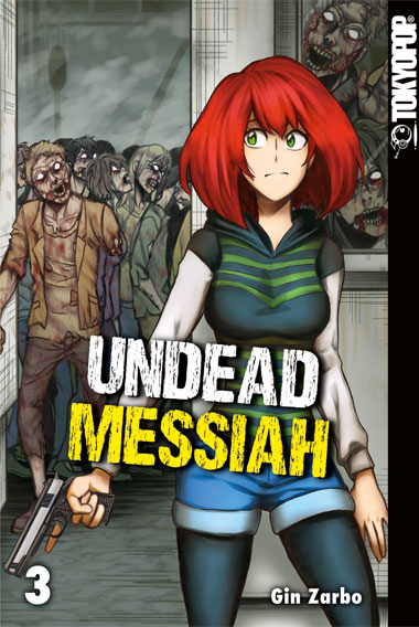 UNDEAD MESSIAH #03