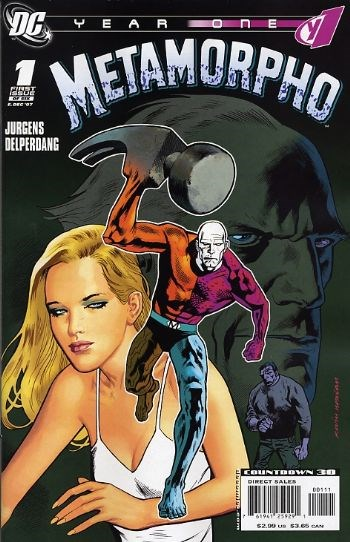 METAMORPHO YEAR ONE