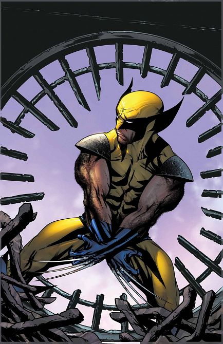 WOLVERINE INFINITY WATCH #1