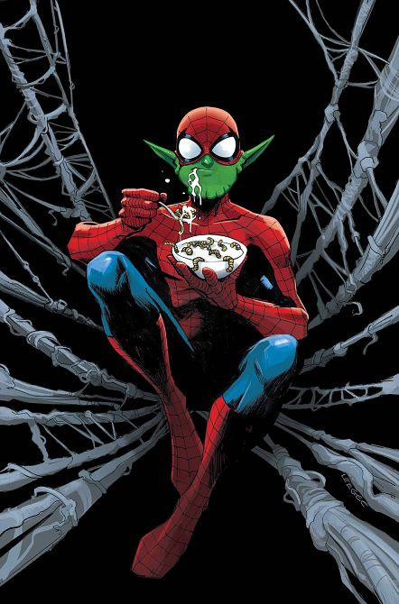 AMAZING SPIDER-MAN #15