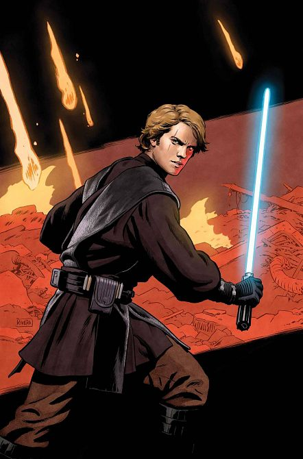 STAR WARS AGE OF REPUBLIC: ANAKIN SKYWALKER #1
