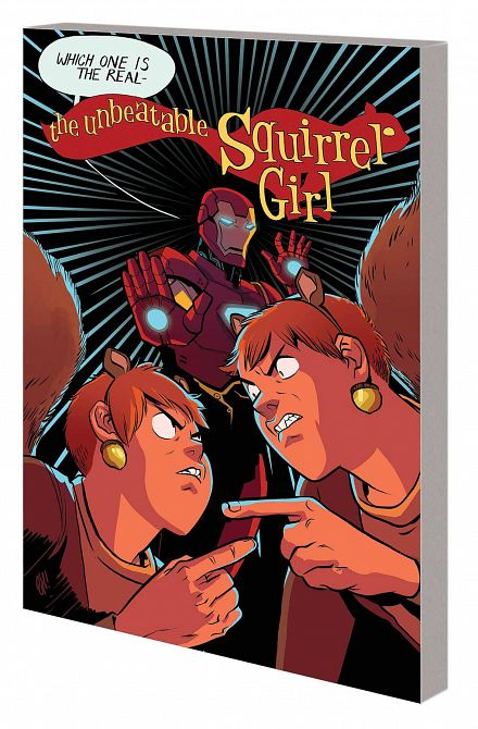 UNBEATABLE SQUIRREL GIRL TP VOL 10 LIFE TOO SHORT SQUIRREL