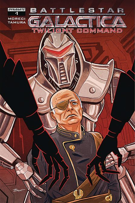 BATTLESTAR GALACTICA TWILIGHT COMMAND #1