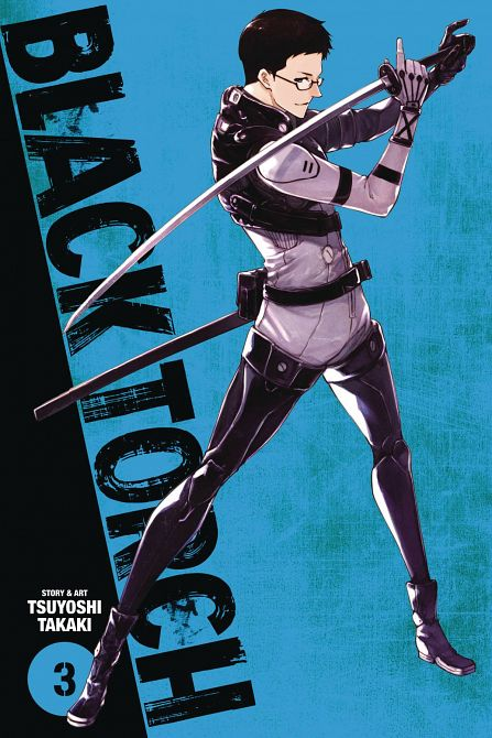 BLACK TORCH GN VOL 03