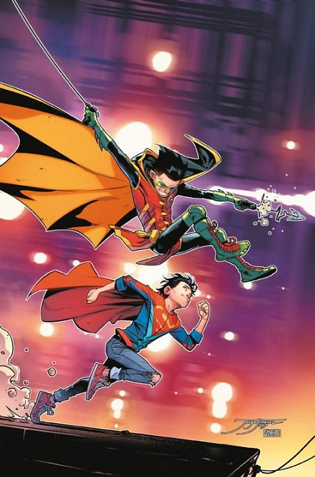 SUPER SONS (REBIRTH) #03