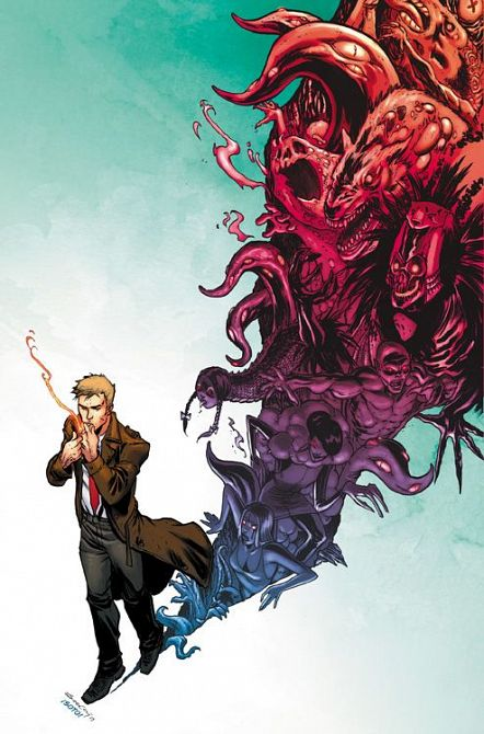 HELLBLAZER (REBIRTH) #04