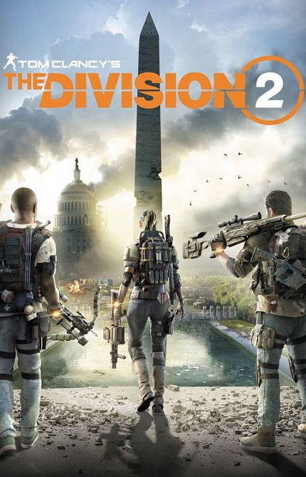 TOM CLANCY'S THE DIVISION 2 – ROMAN ZUM GAME