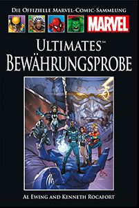 HACHETTE PANINI MARVEL COLLECTION  152: ULTIMATES: BEWÄHRUNGSPROBE #152