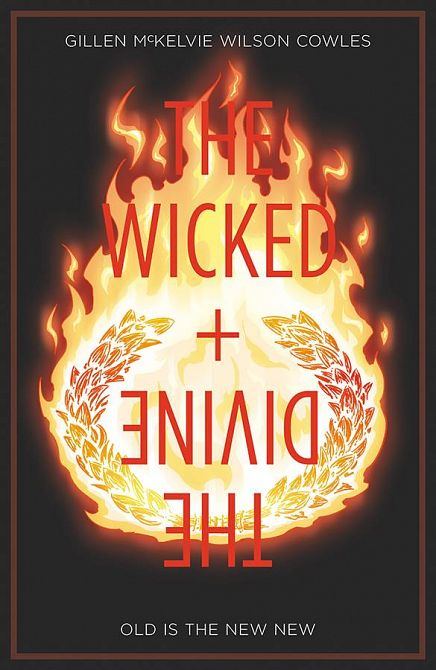 WICKED & DIVINE TP VOL 08 OLD IS THE NEW NEW