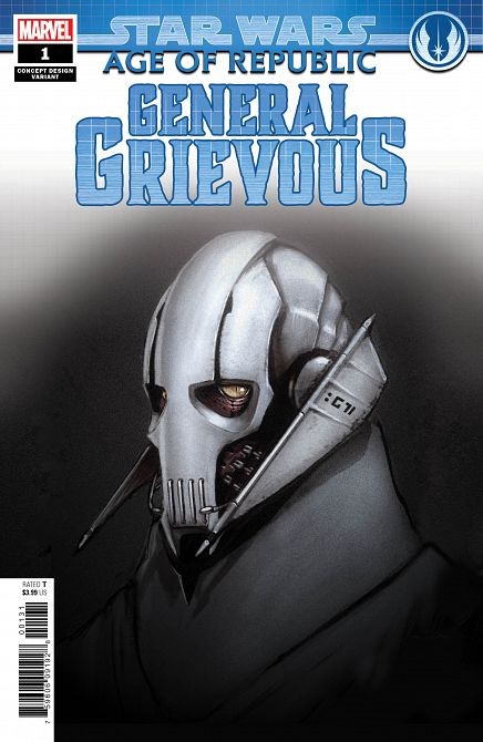 STAR WARS AGE OF REPUBLIC: GENERAL GRIEVOUS #1
