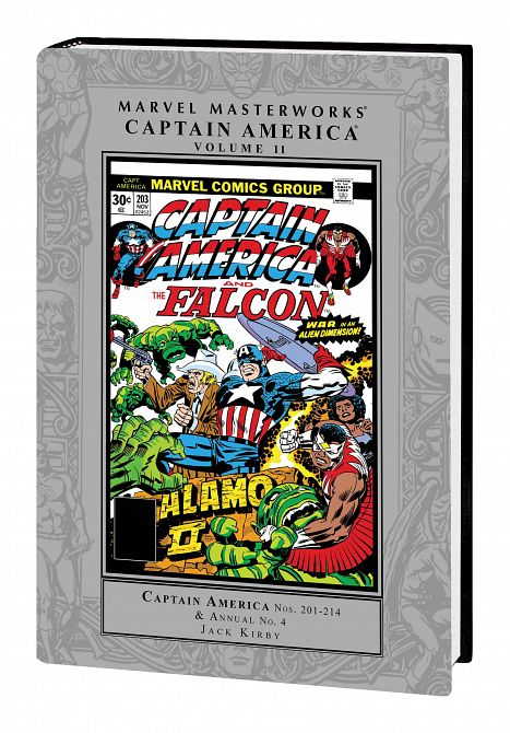 MARVEL MASTERWORKS CAPTAIN AMERICA HC VOL 11