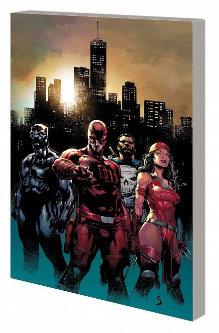 MARVEL KNIGHTS 20TH TP