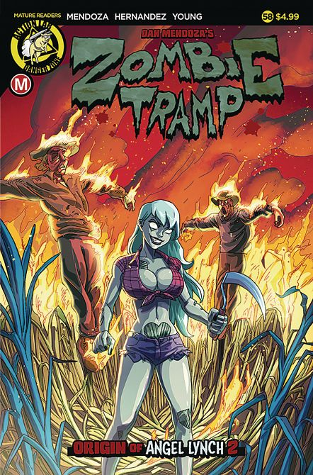 ZOMBIE TRAMP ONGOING #58