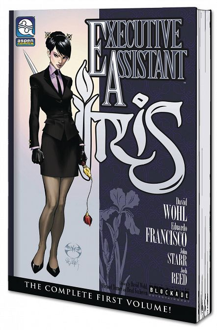 EXECUTIVE ASSISTANT IRIS TP VOL 01