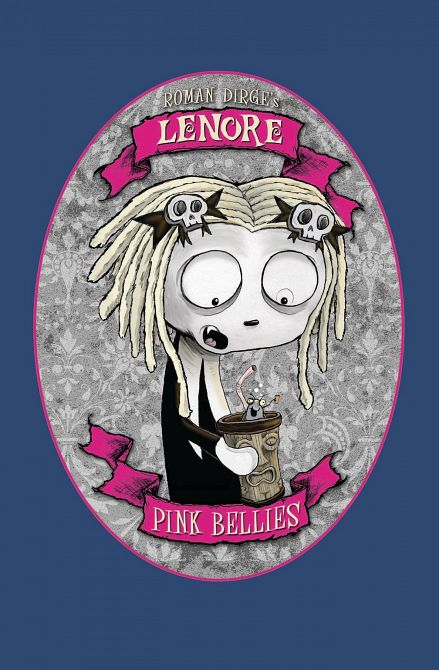 LENORE PINK BELLIES HC