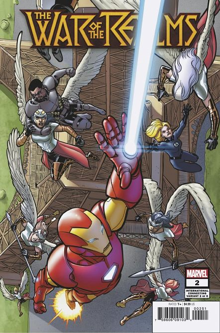 WAR OF REALMS #2