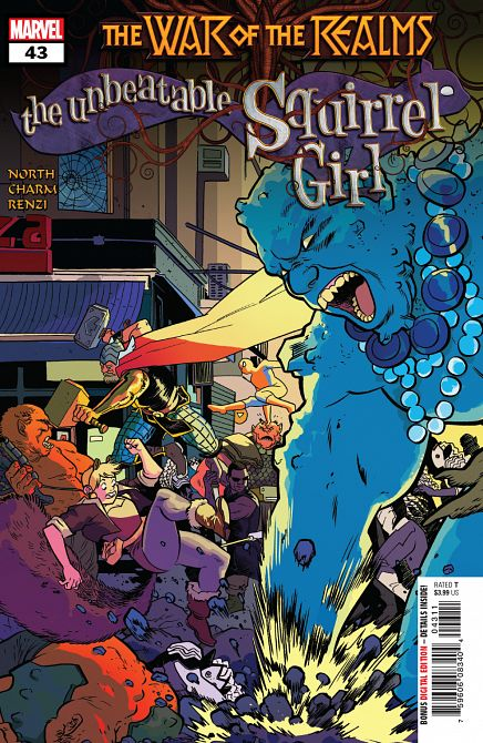 UNBEATABLE SQUIRREL GIRL #43