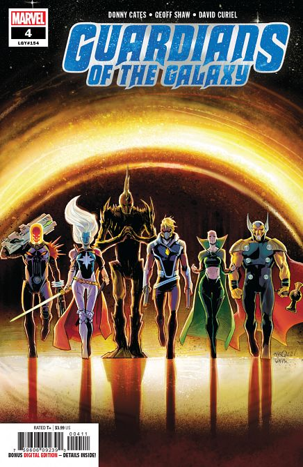 GUARDIANS OF THE GALAXY #4