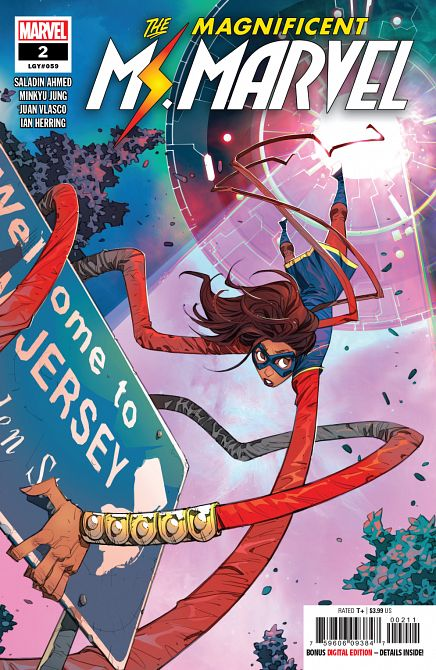 MAGNIFICENT MS MARVEL #2
