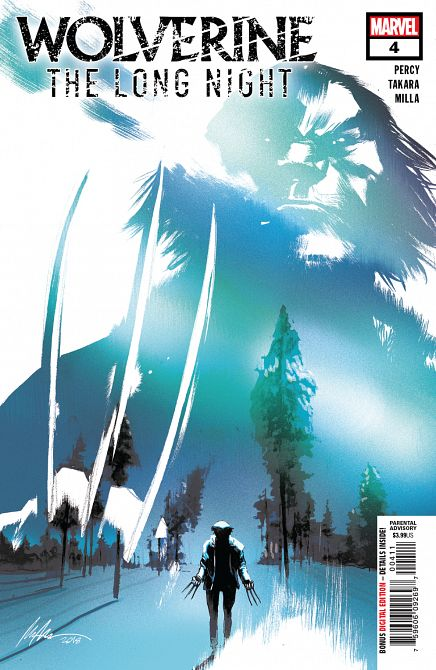 WOLVERINE LONG NIGHT ADAPTATION #4