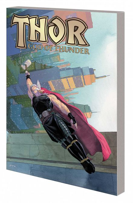 THOR BY JASON AARON COMPLETE COLLECTION TP VOL 01